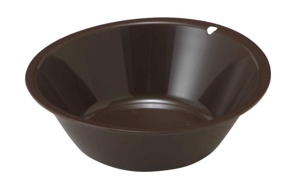 AL洗面器フック穴付 ブラウン