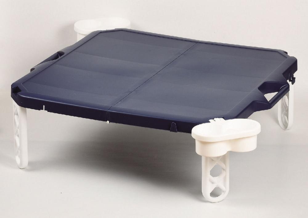 ピクジェネ ハンディーテーブル 63×63cm ネイビー