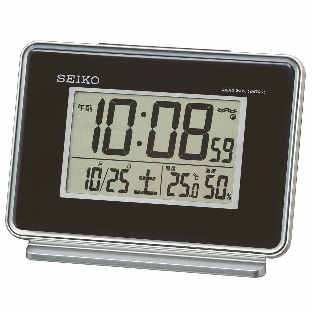 セイコー 電波目覚し時計 SQ767K