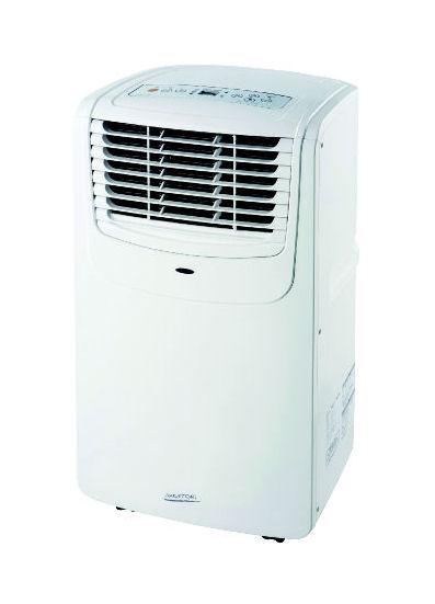 ナカトミ 移動式エアコン 冷房用 パネル・ダクト・リモコン付き MAC-20