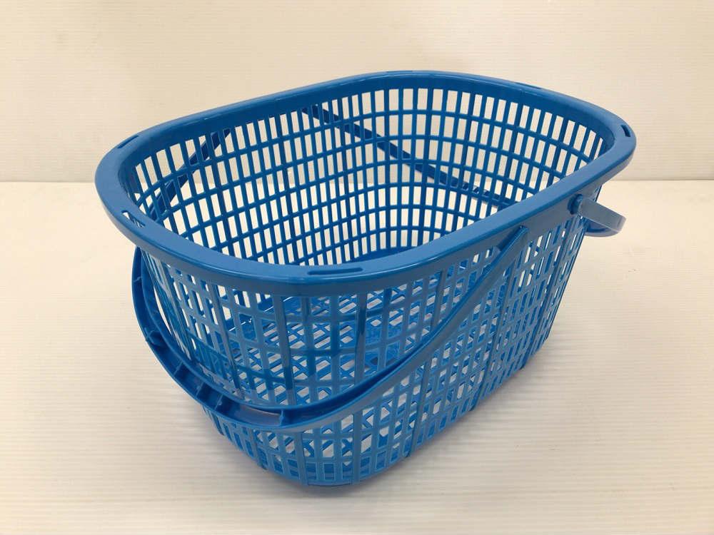 豊作バスケット ブルー
