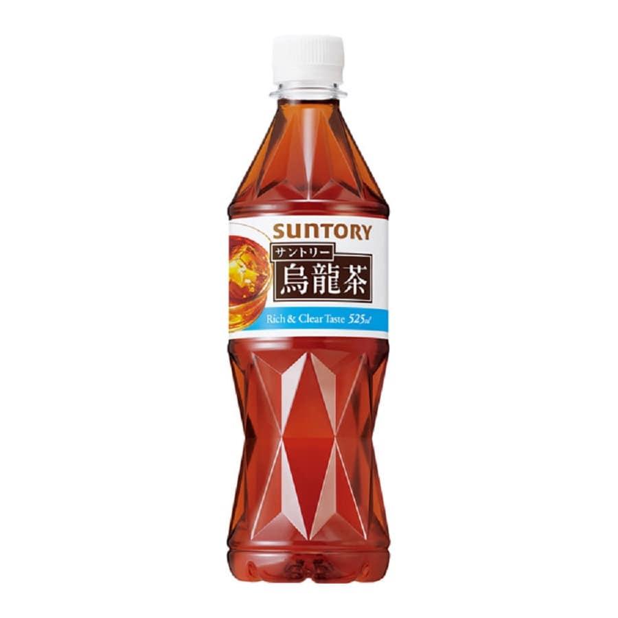 サントリー 烏龍茶 525ml