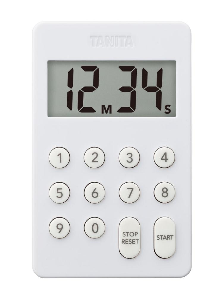 デジタルタイマー TD-415 ホワイト