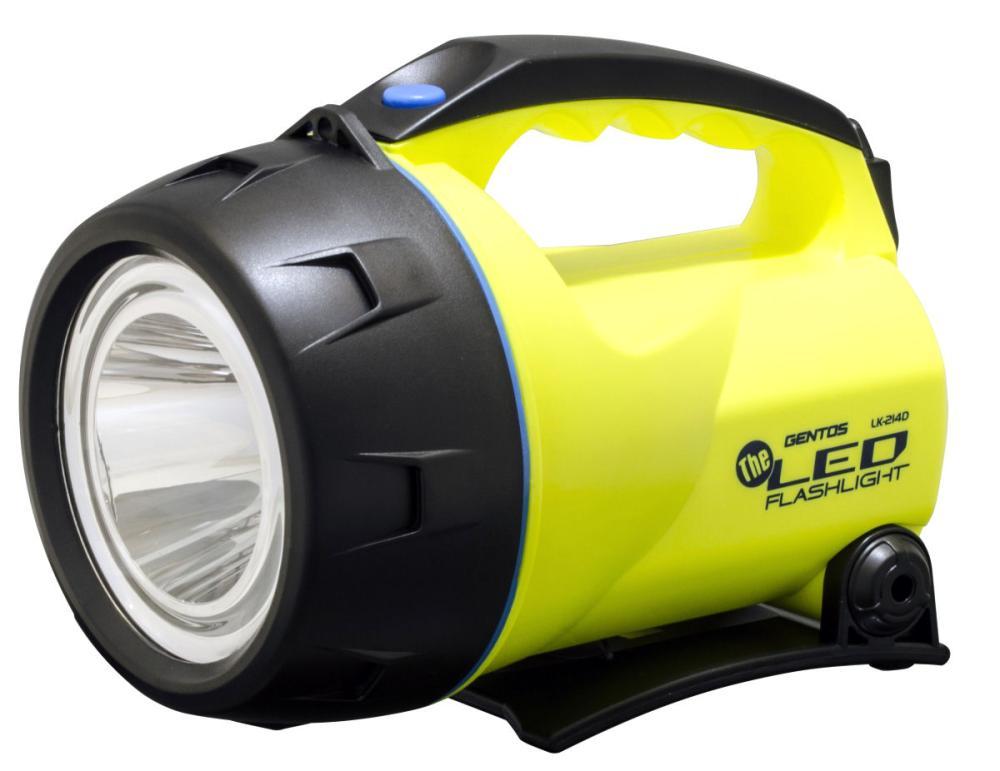 ジェントス LED強力ライト LK-214D