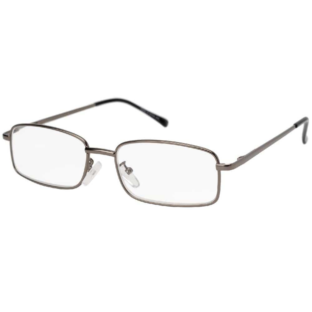 気軽に掛けられる老眼鏡 メタルフレーム KRG-FM02 各種