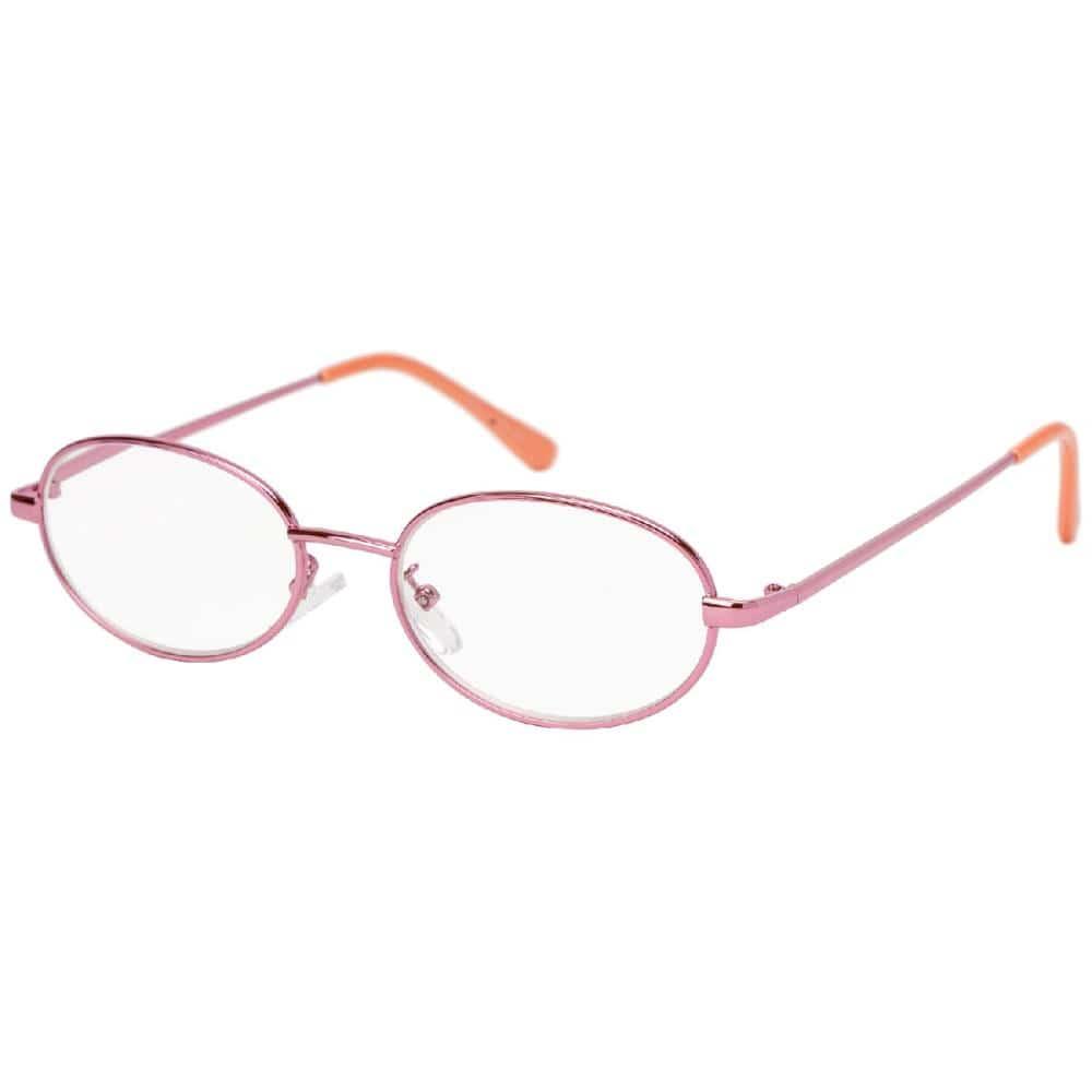 気軽に掛けられる老眼鏡 メタルフレーム KRG-FM03 各種