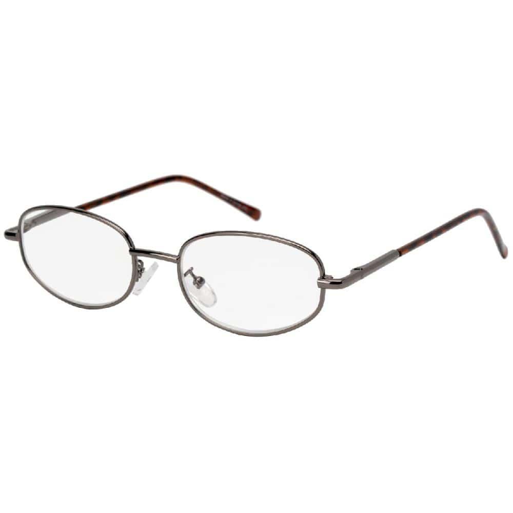 気軽に掛けられる老眼鏡 メタルフレーム KRG-FM04 各種