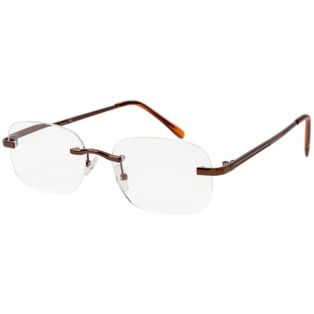 気軽に掛けられる老眼鏡 メタルフレーム KRG-TM05 各種