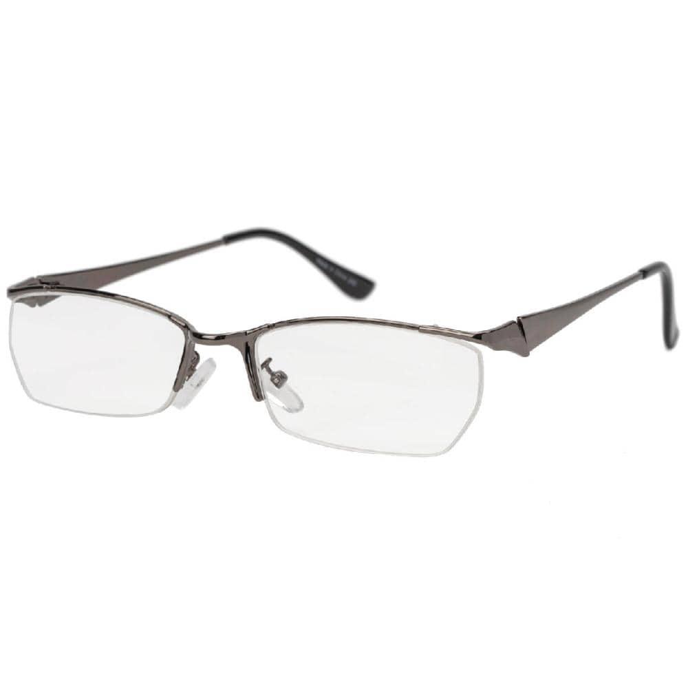 気軽に掛けられる老眼鏡 メタルフレーム KRG-NM06 各種