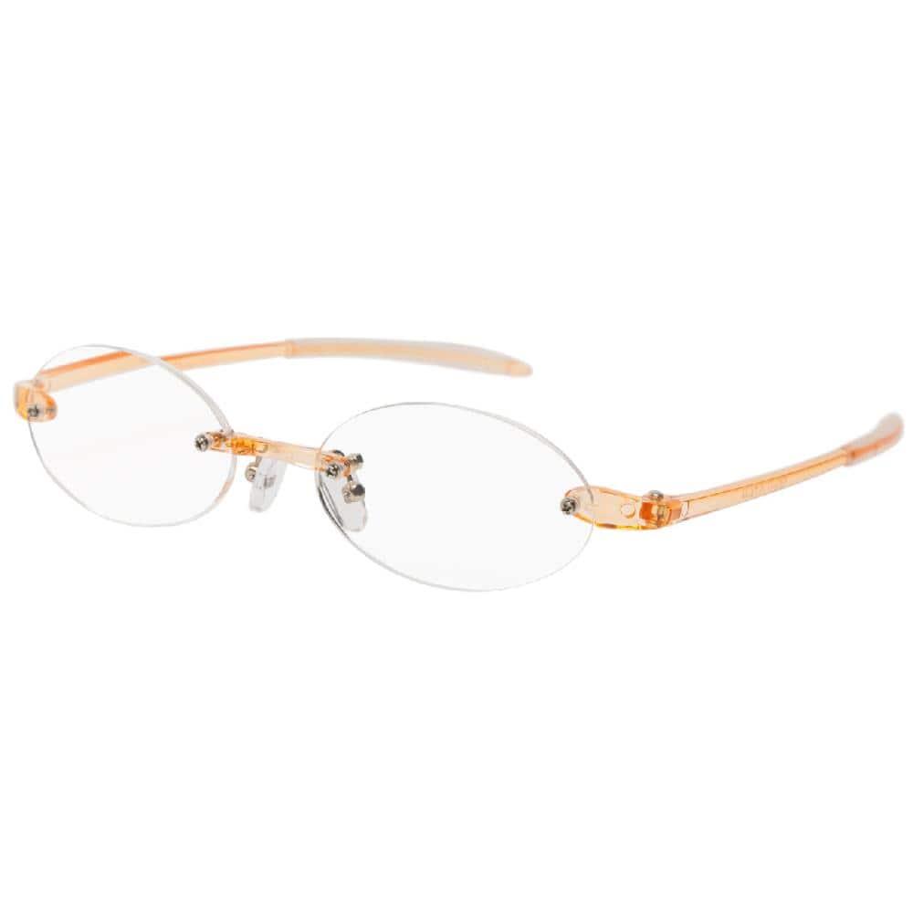 軽くて柔らかい老眼鏡 弾性フレーム KRG-TT14 各種