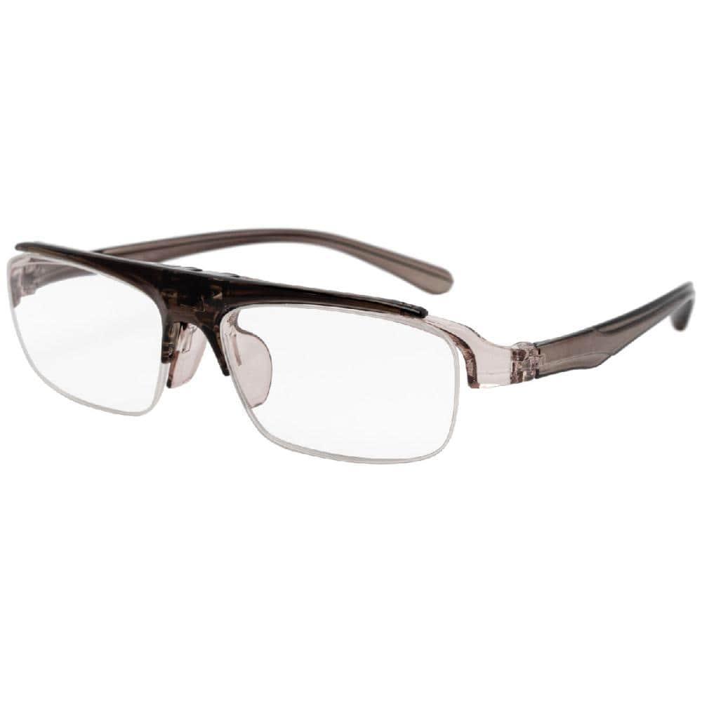 軽くて柔らかい老眼鏡 弾性フレーム KRG-NH19 各種