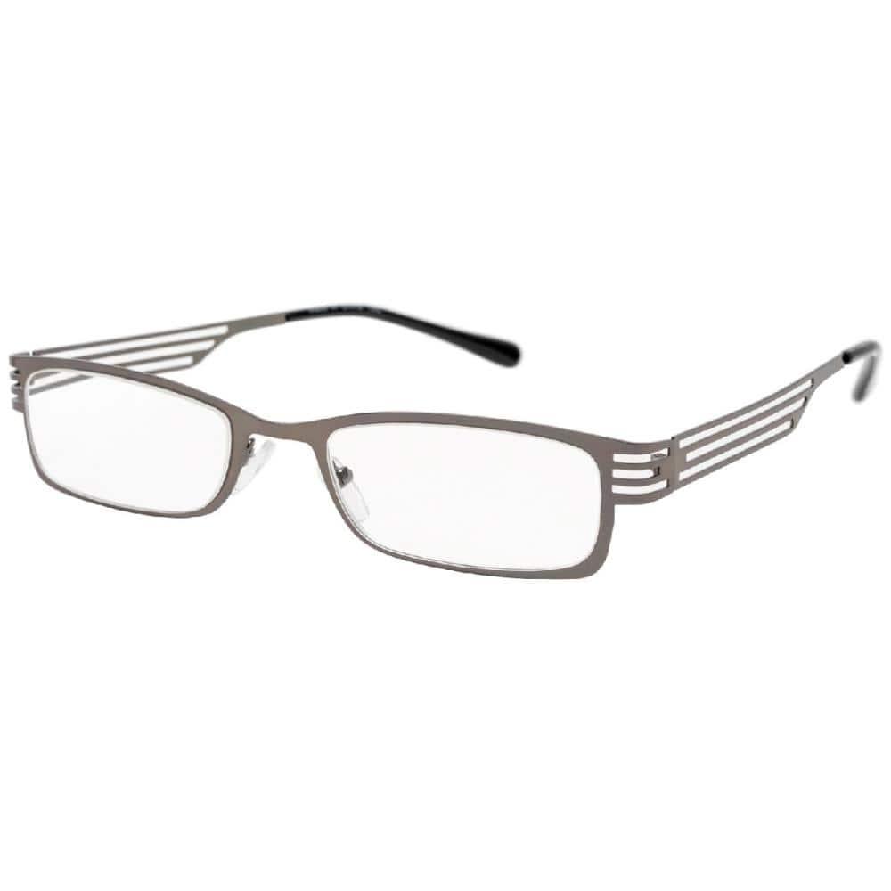 気軽に掛けられる老眼鏡 メタルフレーム KRG-FM20 各種