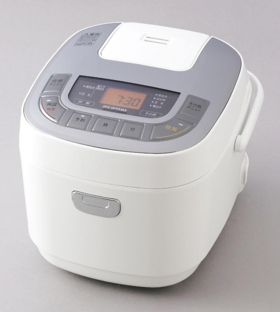 アイリスオーヤマ ジャー炊飯器 5.5合 ホワイト ERC-MC50-W