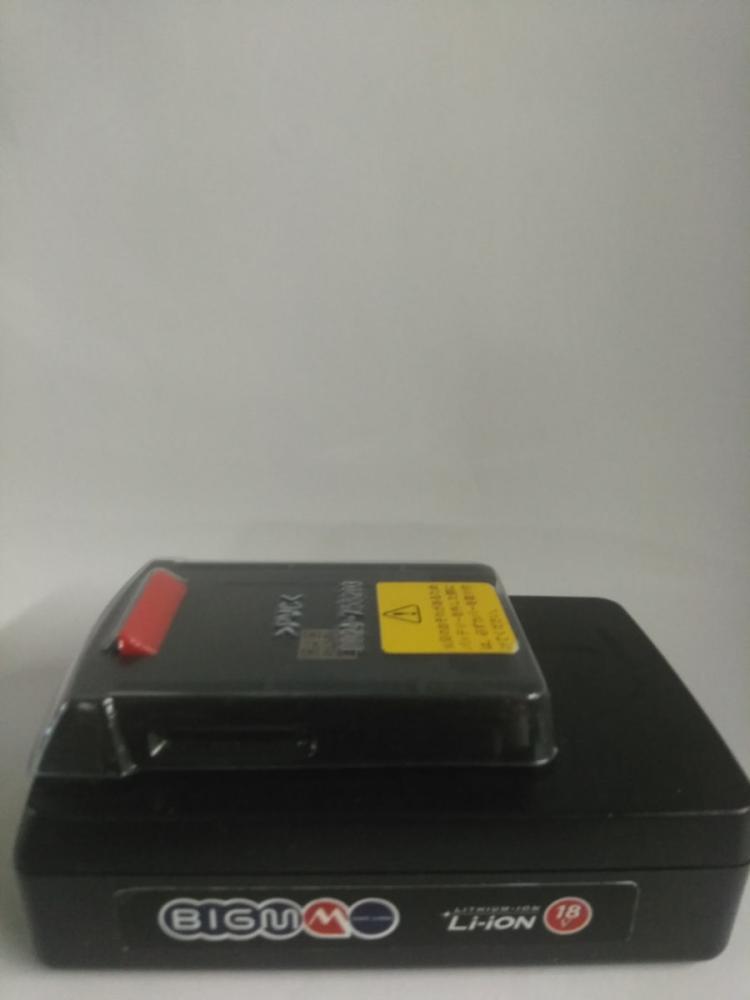 BIG-M 充電刈払機 KDC1825Li用バッテリー