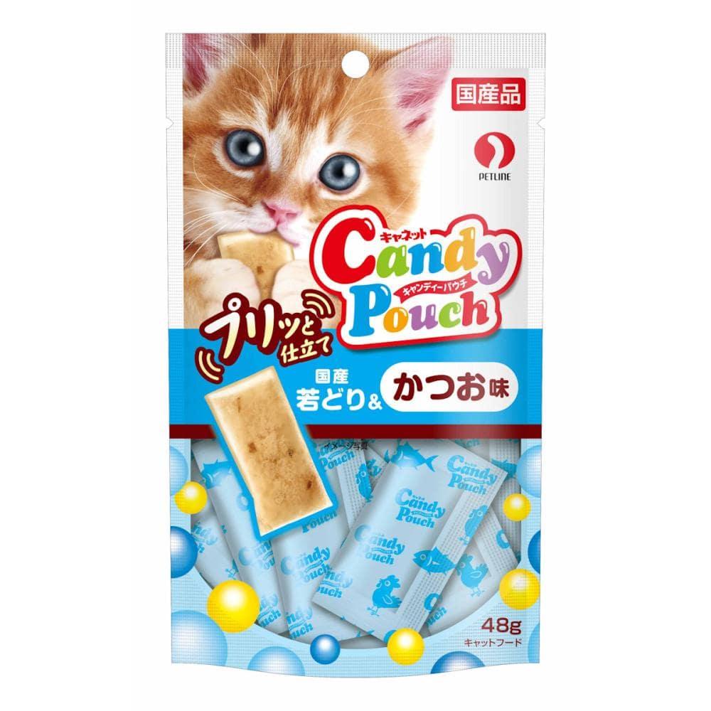 ペットライン キャネットキャンディーパウチ 各種