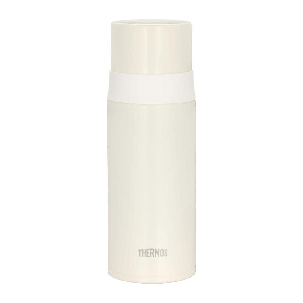 サーモス ステンレスボトル コップタイプ 0.35L パールホワイト FFM-351 PRW