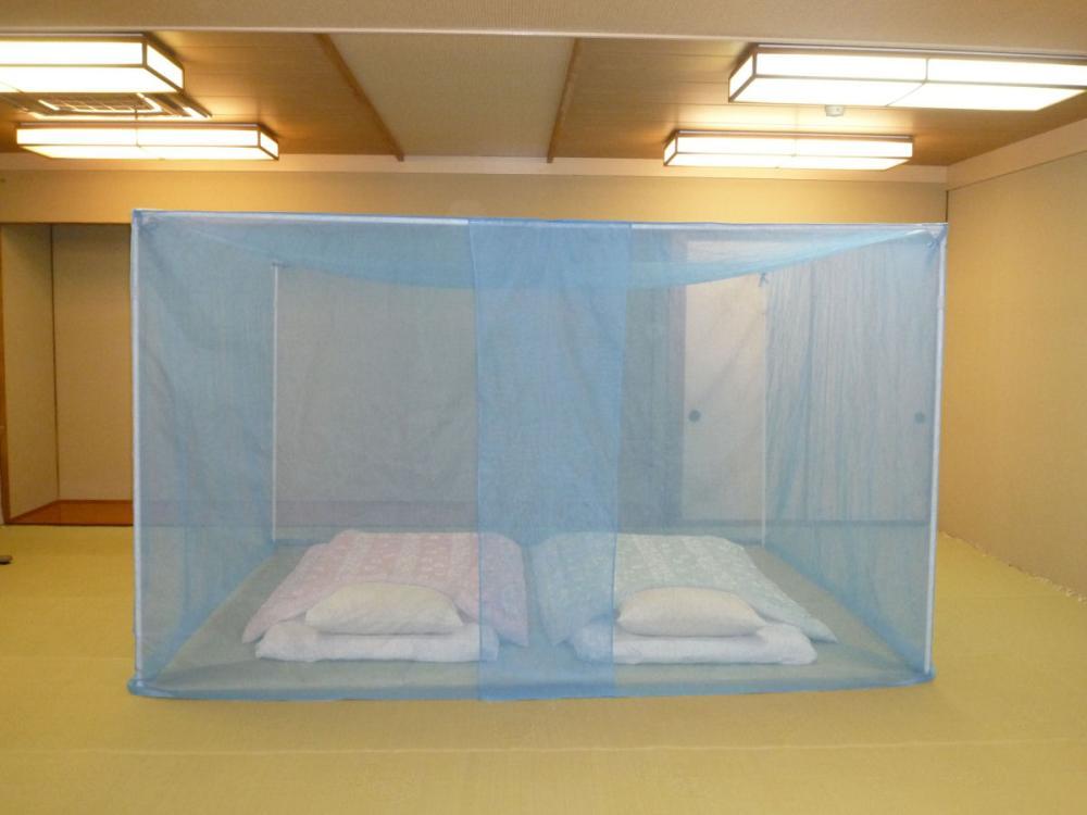 自立スタンド式蚊帳 各種