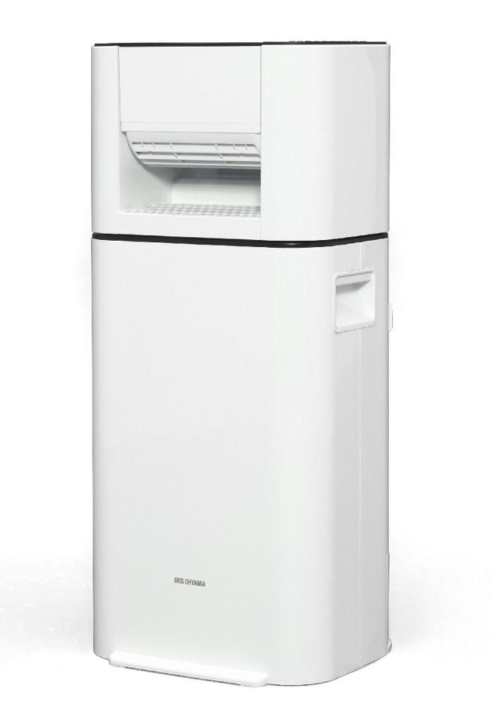 アイリスオーヤマ サーキュレーター衣類乾燥除湿器 ホワイト IJD-I50