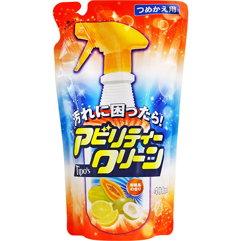Tipo's アビリティークリーン 詰替用 400ml
