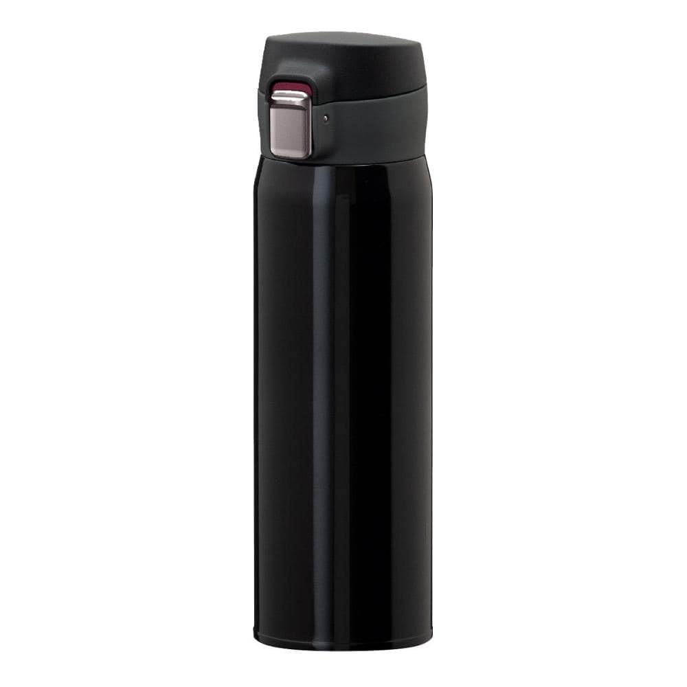 汚れがつきにくい 超軽量ワンタッチボトル 495ml ブラック