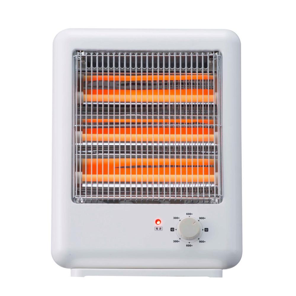 遠赤電気ストーブ KYE-900(WH) ホワイト