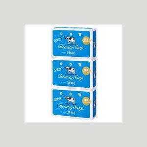 牛乳石鹸 カウブランド 青箱バスサイズ 3個