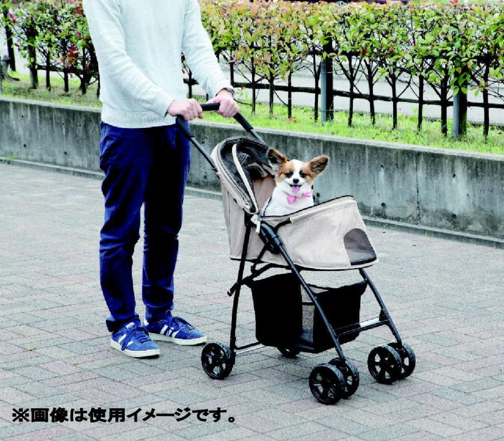 Petami ペットカート ベージュ S869BE
