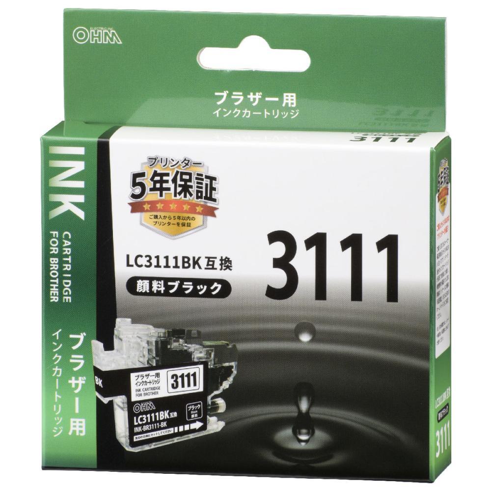 ブラザー 互換インク ブラック BR3111