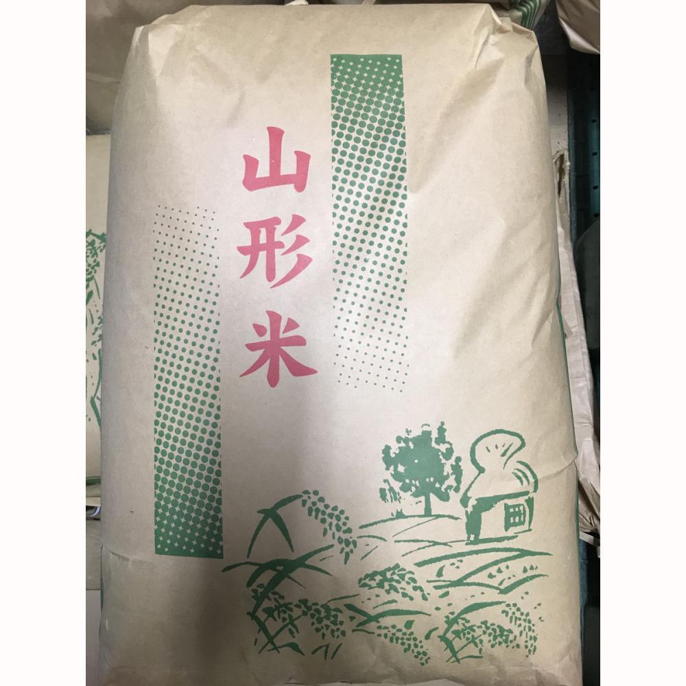 新米 山形県産 令和2年度産 つや姫 玄米30kg