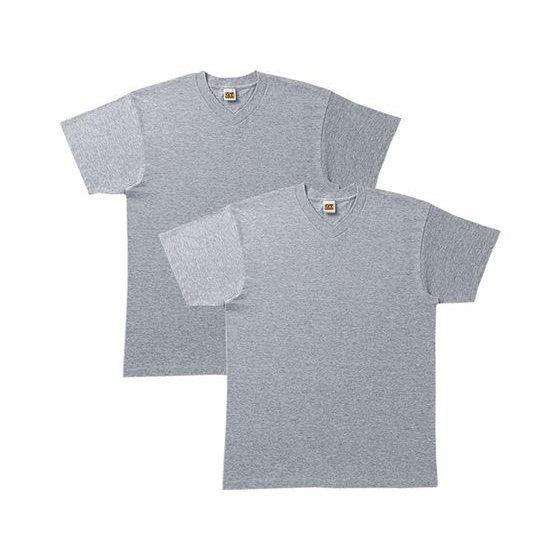紳士ホーキンス2枚組V首シャツ 各種
