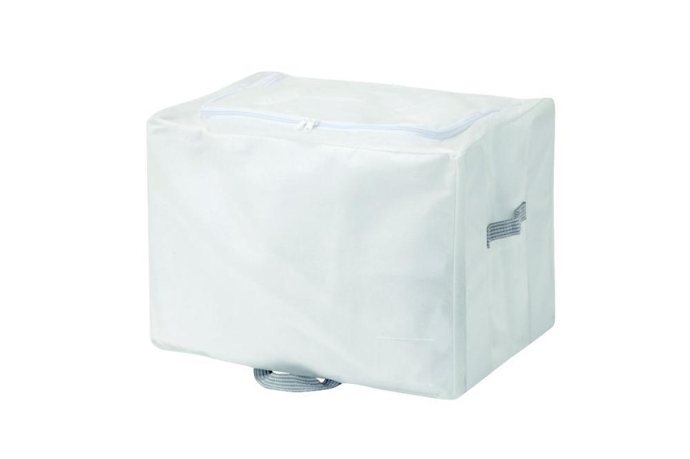 棚上をすっきり収納できる 掛布団用収納袋