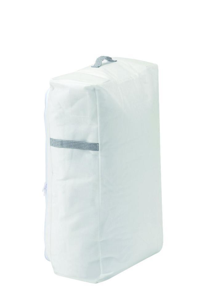 すきまに立てて収納できる 掛布団用収納袋