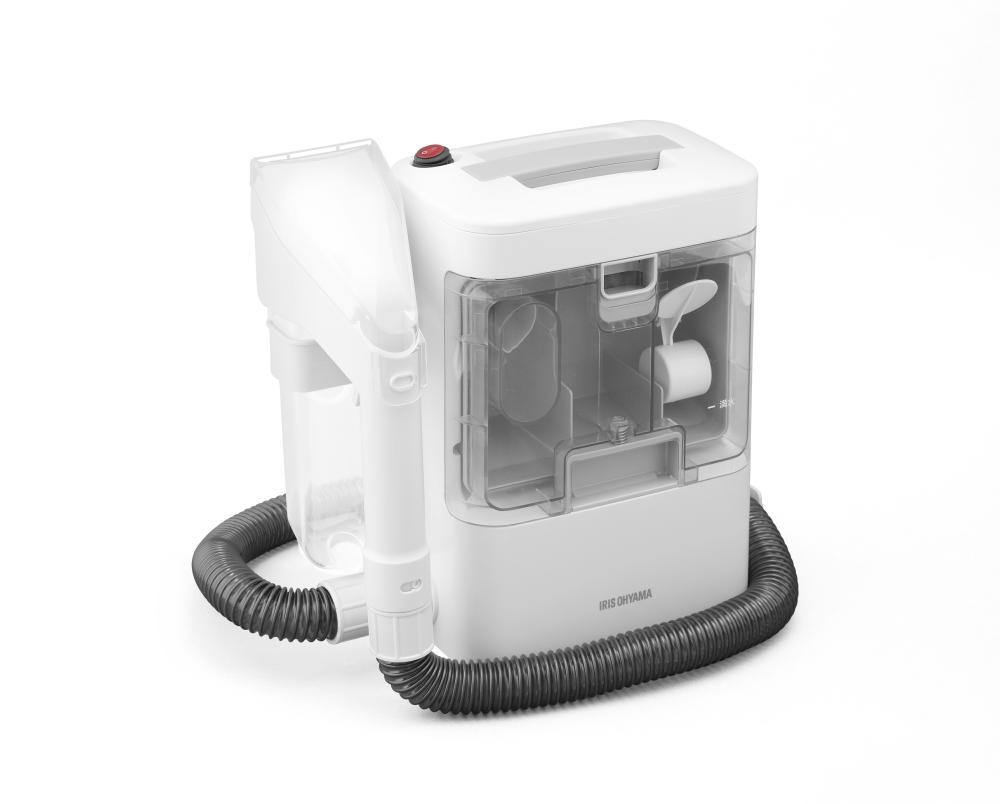 アイリス リンサークリーナー RNS-300 グレー/ホワイト