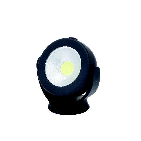 乾電池式LEDワークライト ボール形 160lm