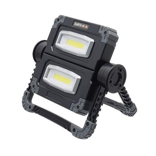 EARTHMAN 電池式LED ダブルワークライトWLT-7CLWA