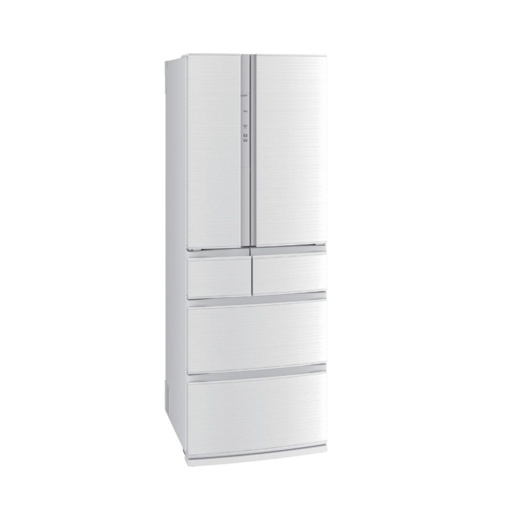 三菱電機 冷蔵庫 462L ホワイト MR-R46E-W