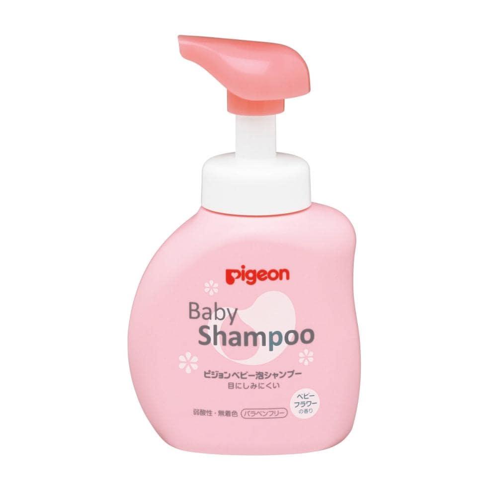 ピジョン ベビー泡シャンプー フラワーの香り 350ml