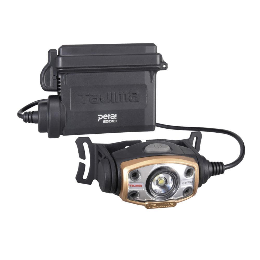 タジマ(TJMデザイン) LEDヘッドライト E501Dセット LE-E501D-SP