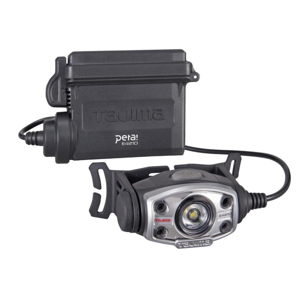 タジマ(TJMデザイン) LEDヘッドライト E421Dセット LE-E421D-SP