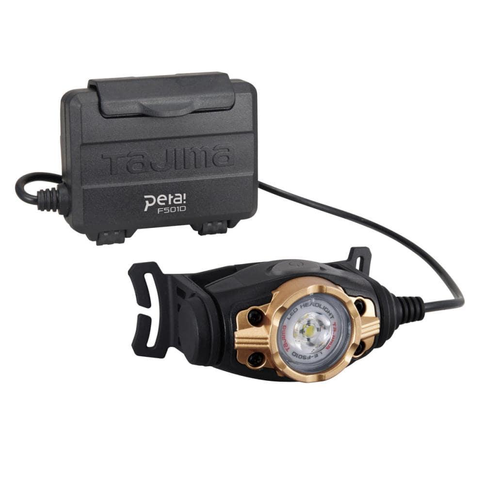 タジマ(TJMデザイン) LEDヘッドライト F501D LE-F501D