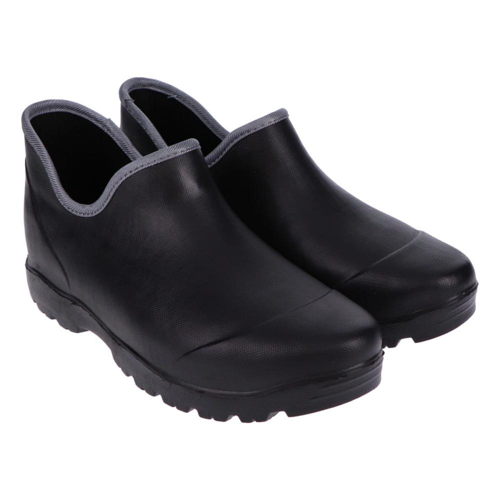 かる~い防水ショートブーツ ブラック L