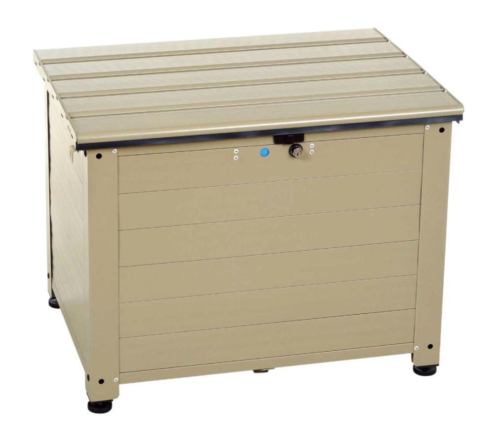 アルミベンチ型 宅配ボックス「レシーボ」TRA-64(TGY)