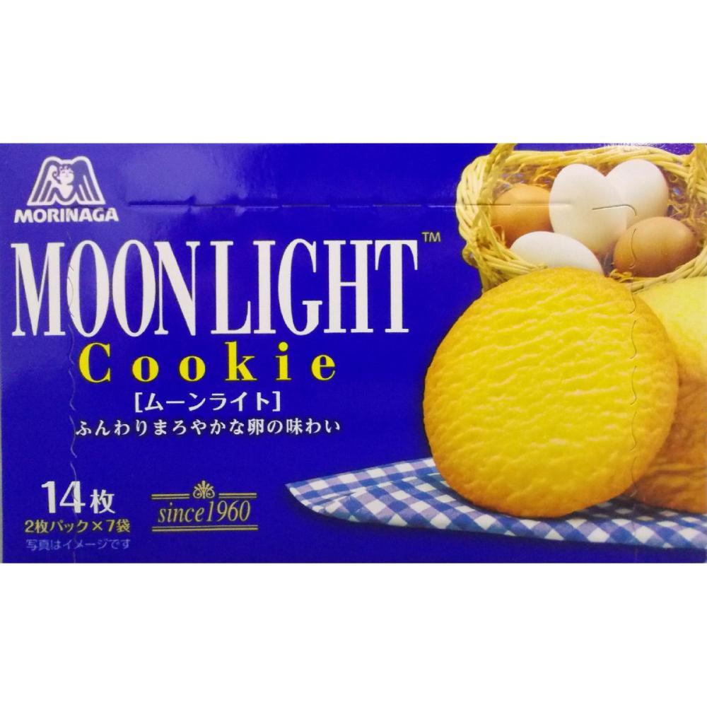 森永製菓 ムーンライト 14枚入(2枚パック×7袋)
