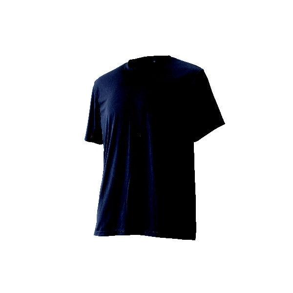 かる~いTシャツ 半袖 ブラック L