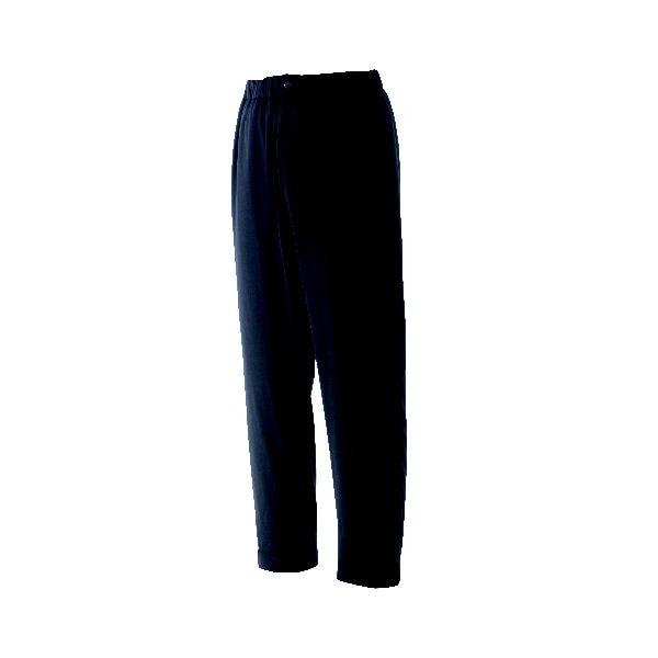 ストレッチ撥水パンツ ブラック L