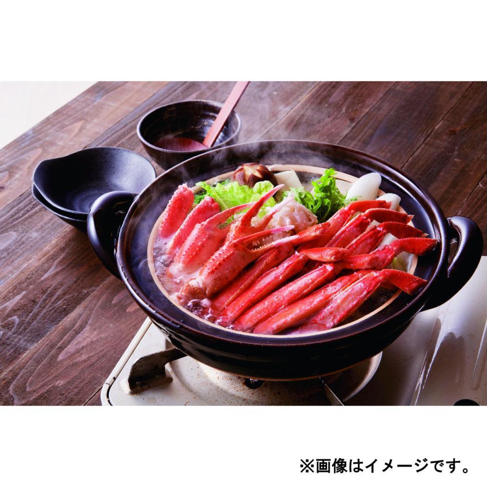 【20年お歳暮ギフト】ボイルずわい蟹脚肉 Q1-5