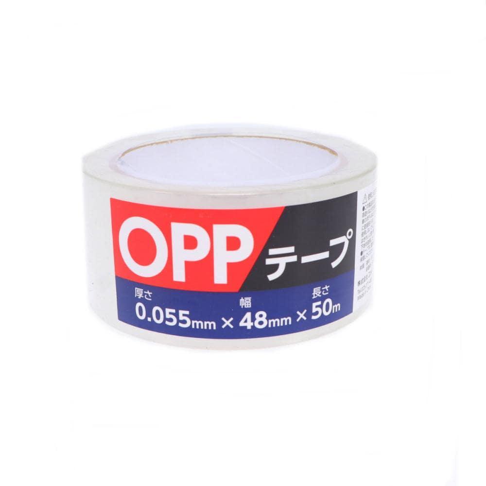 コメリ OPPテープ 48mm×50m×50um
