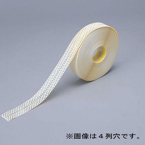 極東 HIPSコーナーテープ 3列穴 60mm 12-7118