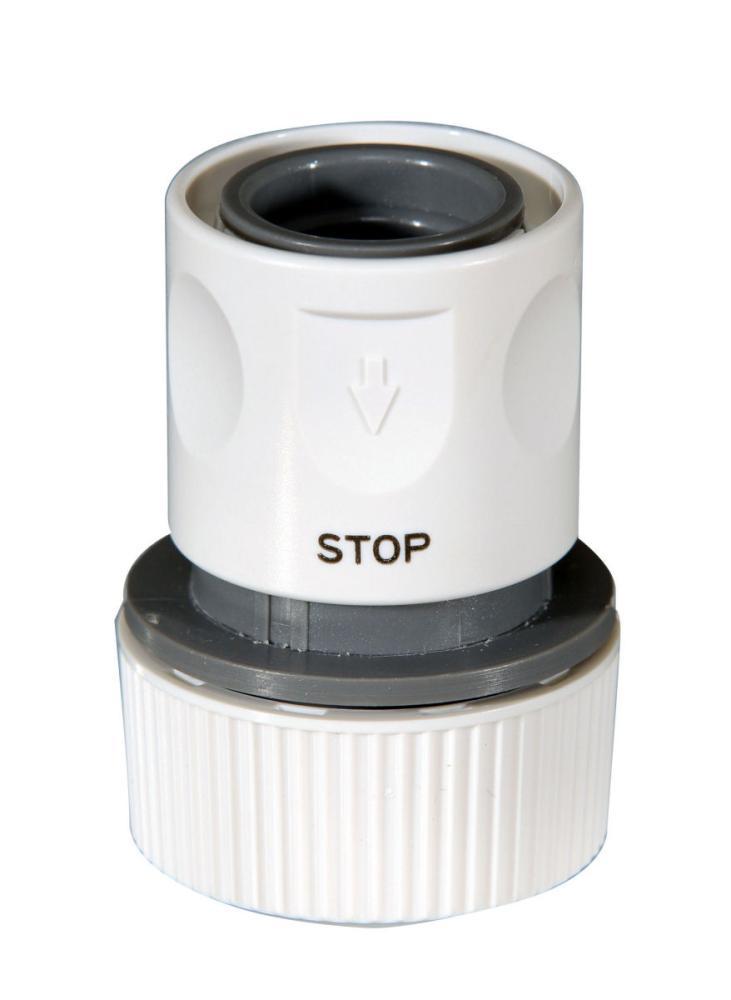 ストップホースコネクターL HC-04F-K