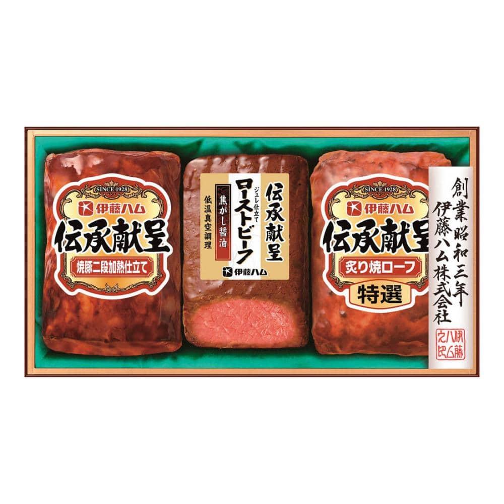 【20年お歳暮ギフト】 伊藤ハム 伝承献呈バラエティ IGM-31